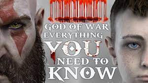 Gods Of War god of war new 10 things you need to know youtube