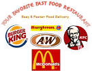 Fast Food: Four Big Names Lose | 25AndOlder | Entertainment ...
