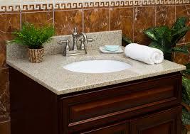 bathroom elegant bathroom vanity countertops with immaculate