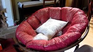 Papasan Chair In Living Room Furniture Triple Papasan Chair