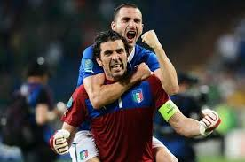 Pertandingan Perempat Final Inggris vs Italia Euro 2012