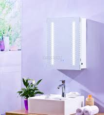 bathroom cabinets mirrored bathroom cabinet with shelf built in