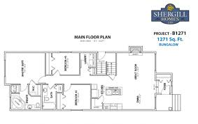 project b 1271 sq ft bungalow shergill homes