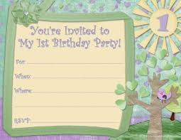 Online Invitation Card Design Free 50 Free Birthday Invitation Templates You Will Love These