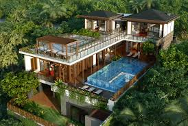 tropical housing home design ideas