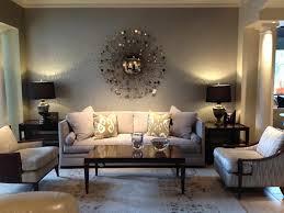 Décoration Murale Dans Le Salon En  Idées Super Tendance Wall - Wallpaper living room ideas for decorating
