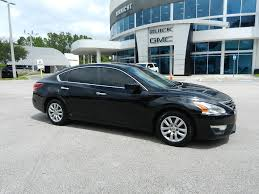 nissan altima 2013 ls pre owned 2013 nissan altima 2 5 s 4dr car in jacksonville