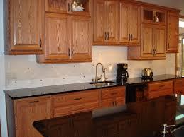 Backsplash For Kitchens Kitchen Backsplash Ideas For Oak Cabinets Kitchen Cabinet Ideas