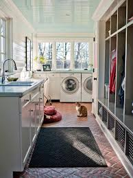 alluring laundry room decor with under washing machine and
