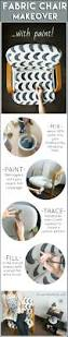 Furniture Upholstery Fabric by Best 20 Painting Fabric Chairs Ideas On Pinterest Painted