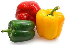 Полезные продукты - перец сладкий