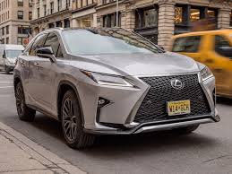 lexus uk rx rx 350 first drive business insider