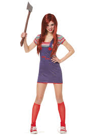 halloween party for teens scary sassy teen chucky girls costume scariest halloween