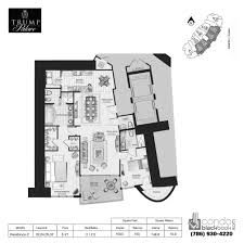 Palace Floor Plans by Trump Palace Unit 1202 Condo For Sale In Sunny Isles Beach