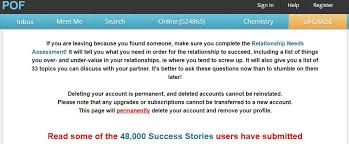 How to Delete Accounts from Any Website        PoF  Plenty of Fish
