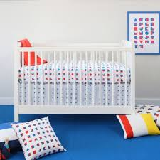 modern baby bedding crib sheets skirts blankets more unison