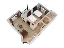 3d Floor Plans by Hilton Sedona