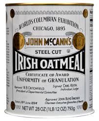 McCanns Oatmeal Coupon