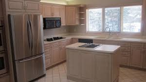 How To Level Kitchen Cabinets Kitchen How To Update And Refinish Oak Kitchen Cabinets