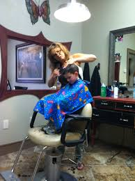 have a son in need of a haircut check out cheryl u0027s place in port