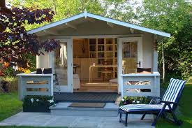 Backyard Storage Building by How To Transform Your Backyard Storage Space Into A Charming She