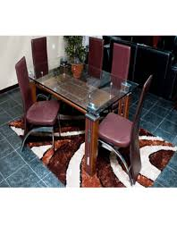 kazai dinning table 6 chairs