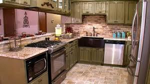 white country kitchen decor oak cabinet rustic pendant lamp white