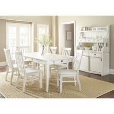 Steve Silver Dining Room Furniture Steve Silver Cayla 5 Piece Farmhouse Dining Set With Table Storage