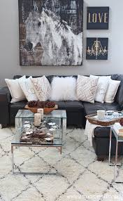 Livingroom Area Rugs Rustic Glam Living Room New Rug Living Rooms And Room