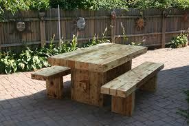 Best Wood Patio Furniture - reclaimed wood outdoor furniture descargas mundiales com
