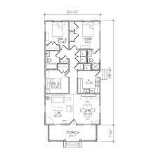 haywood i bungalow floor plan tightlines designs