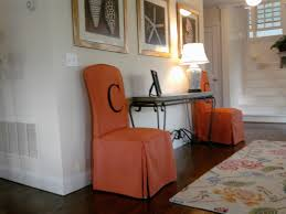 decorating parsons chair slipcovers skirted parsons chairs for