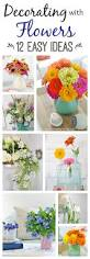 decorating with flowers 12 easy ideas town u0026 country living
