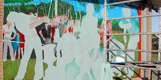 Golf Murals by Kurri Kurri Golf Club U2013 Muralworks