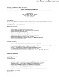 Types Of Skills To Put On Resumes Type Of Skills For A Resume   diaster   Resume And Cover Letters
