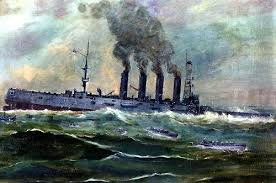 United States Navy operations during World War I
