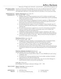 Director Of It Resume Examples by Admin Resume Administration Cv Template Free Administrative Cvs