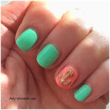 simple summer nail art images nail art designs