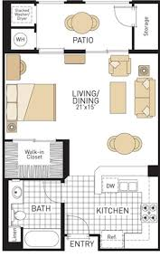 Empire State Building Floor Plans Studio Apartment Plan And Layout Design With Storage Floor