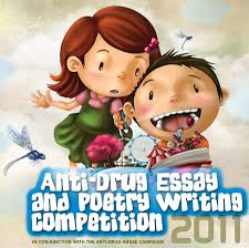 CNB   PDE   Kids Portal   Events   Anti Drug Essay and Poetry