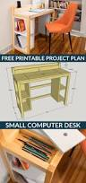 Computer Desk For Car by Best 25 Small Computer Desks Ideas On Pinterest Small Desk