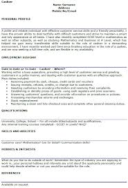 Examples Of Resumes   Call Center Resume Sample Job Inside        chiropractic Customer Service  Cashier Resume Sample