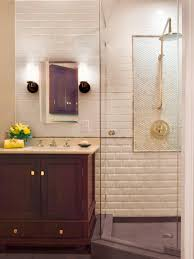 Tile Design For Bathroom Three Quarter Bathrooms Hgtv