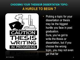 Planning a thesis by Medical Students SlideShare