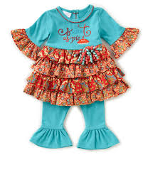 thanksgiving toddler clothes bonnie jean kids baby dillards com