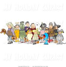 halloween characters clipart funny halloween costumes clip art u2013 clipart free download