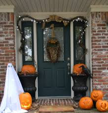 Decorating Ideas Killer Front Porch Decoration Using Single Light