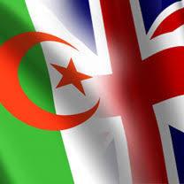 Algérie-Royaume Uni