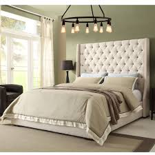 uncategorized black fabric headboard white leather headboard