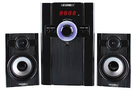 genius sw 5 1 home theater 5 core hi fi multimedia speaker system ht 2110 home theater system